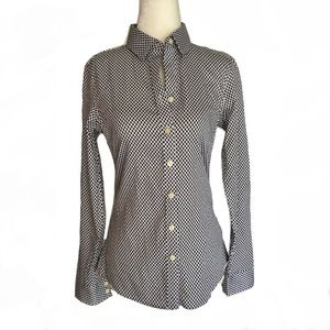 Banana Republic Non Iron Fitted Shirt Long Slevees